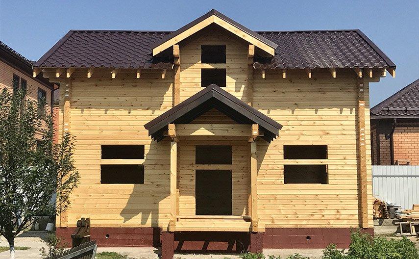 Семейный дом с тремя спальнями