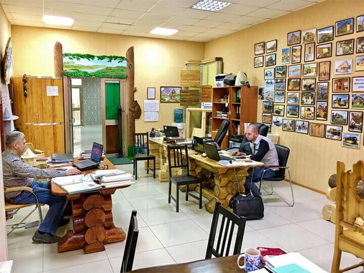 Офис в Сургуте интерьер 2